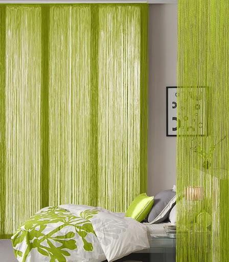 decorar con verde y gris