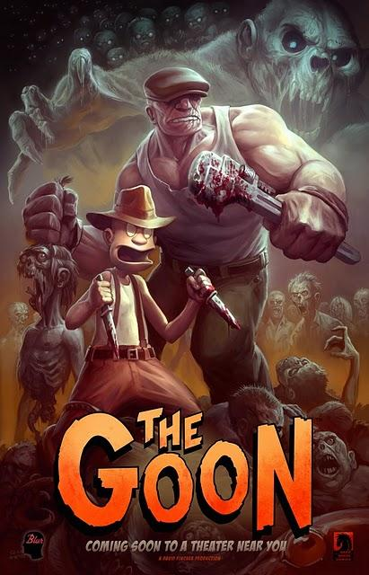 Trailer completo de The Goon