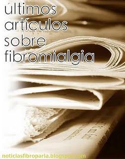 Últimos artículos sobre Fibromialgia: Julio I