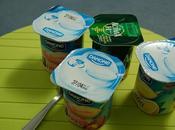 yogur: energía proteínas