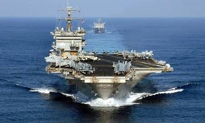 Los portaaviones más grandes del mundo