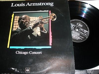 Louis Armstrong Chicago concert