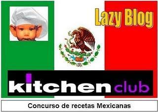 Concurso Lazy Blog Kitchen Club