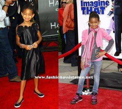 Mini-celebrities:Willow Smith. Analizamos su look