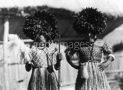 juju hats: sombreros africanos en la decoración
