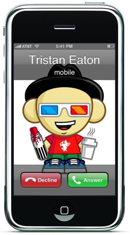 Applicación Iphone, personaliza tus contactos