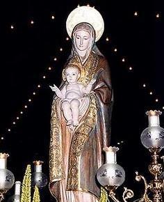 Calpe. Fiestas Patronales de la Virgen de las Nieves 2010