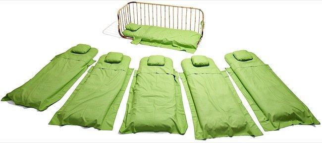 Sof que se convierte en 6 camas paperblog for Sofa que se convierte en litera