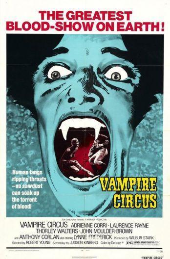 Memorabilia Hammer 70′s: Las manos del destripador/El circo de los vampiros/Capitán Kronos, cazador de vampiros. Un horror más pulp para la nueva década