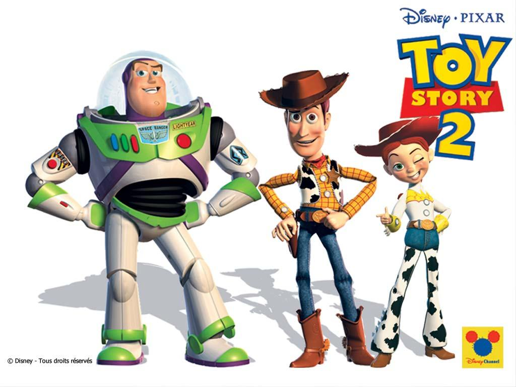 DdUAaC: Toy Story (1995) / Toy Story 2 (1999)