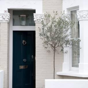 Podría vivir ahi... una casa victoriana en Londres
