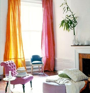 La vie en rose: decoración en rosa