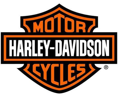 Helvetica en el logo de harley davidson