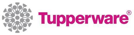 Helevetica en el logo de Tupperware