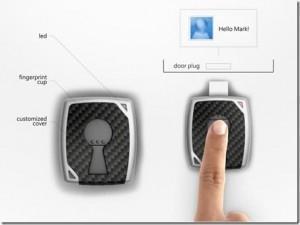 Escaner de huellas biometrico – Ekey