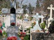 Mochileando Chile. Cementerio general barrio Brasil.