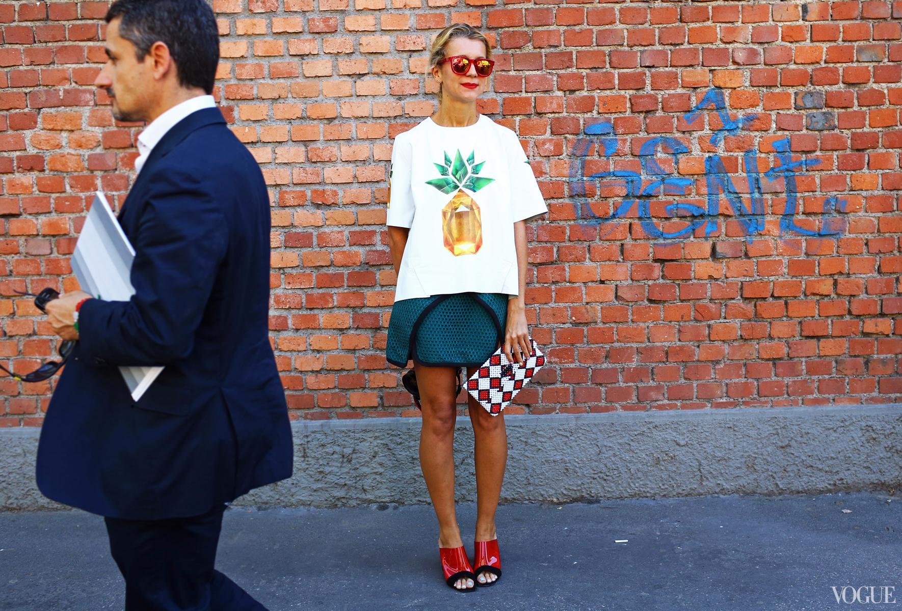 Milan Fashion Week Streetstyle Paperblog