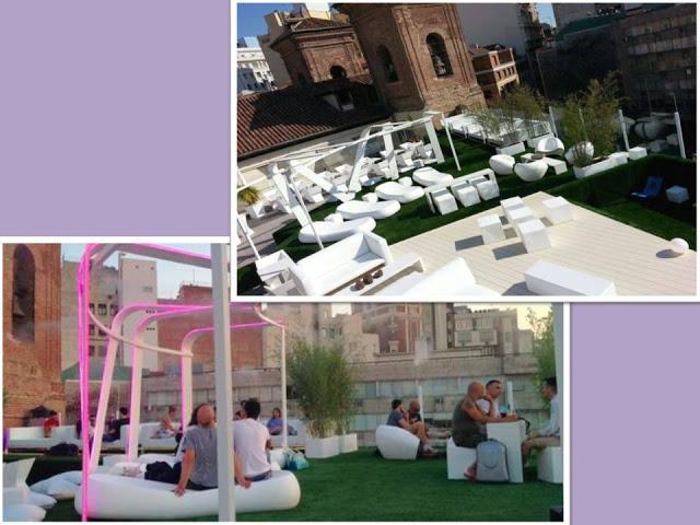 Las Terrazas De Moda En Azoteas De Madrid Paperblog