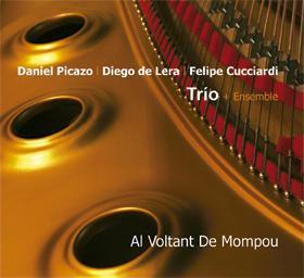 """Entrevista a Daniel Picazo, Diego de Lera y Felipe Cucciardi Trio """"Al Voltant de Mompou"""""""