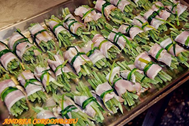 Atadillo de jud as verdes para guarnici n paperblog - Guarniciones para carne en salsa ...
