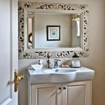 bathroom mirror decorating ideas detalles para nuestros ba 241 os paperblog 15967