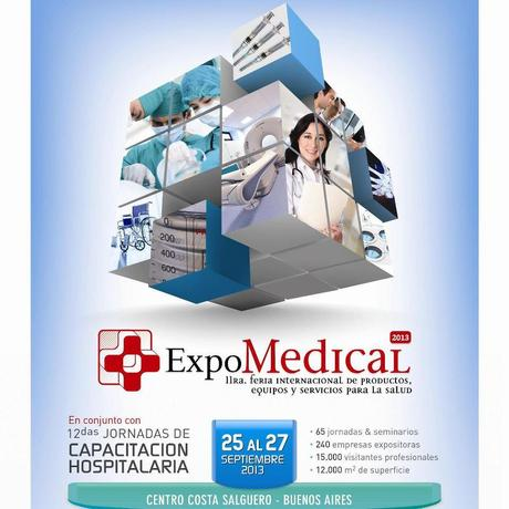 Jornadas de Capacitación Hospitalaria de ExpoMEDICAL