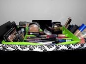 Como organizo maquillaje productos belleza