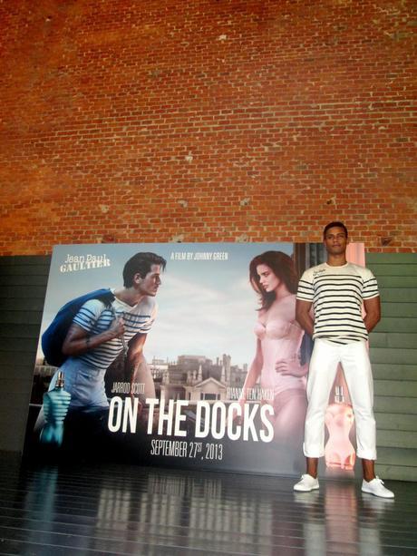 'Jean Paul Gaultier On The Docks': Worldwide New Campaign premier