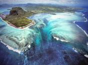 ilusorias cataratas submarinas isla Mauricio