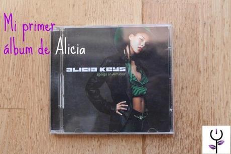 Songs in A Minor de Alicia Keys