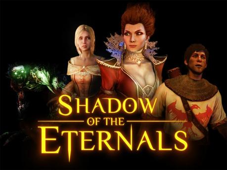 Shadow of the Eternals 800x600 El lado oscuro de Kickstarter
