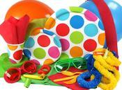 Ideas para decoración fiestas puntos