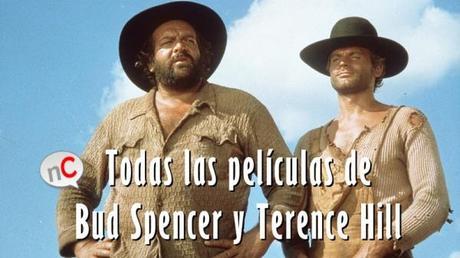 Todas las peliculas de Bud Spencer y Terence Hill nadaComercial