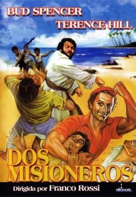 Dos Misioneros Bud 1974 Spencer y Terence Hill poster