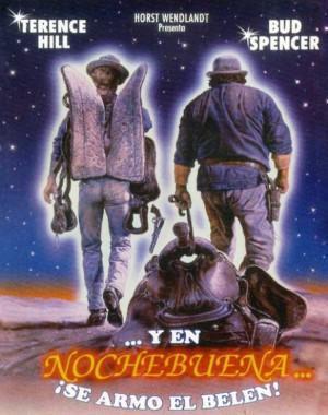 Y en nochebuena se armó el Belén 1994 Bud Spencer y Terence Hill poster