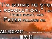 PEREZ HILTON revela nuevo adelanto Allegiant PETER!