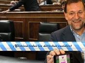 Mariano Rajoy pide vida extra para Candy Crush Saga.
