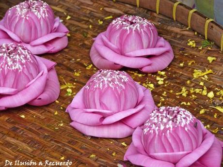 flores en bangkok