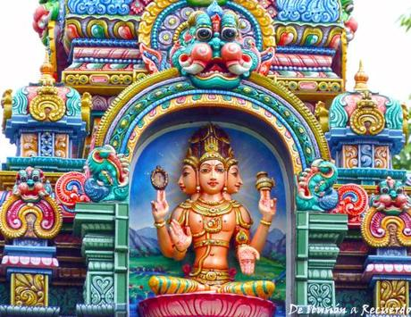 Templo Hindú Bangkok