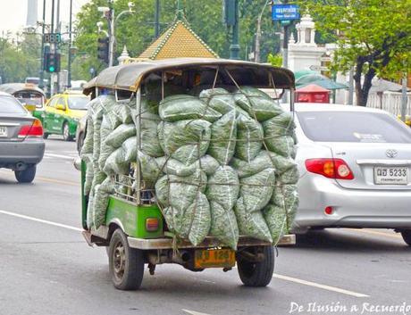 Furgoneta Bangkok