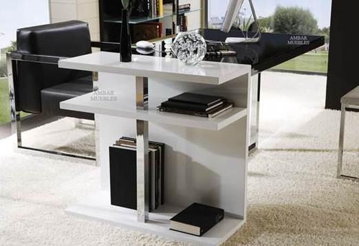 Despacho moderno paperblog for Mobiliario despacho