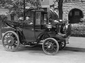 orígenes coche eléctrico