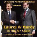 España: país amigos, prestigio, fuerza liderazgo político