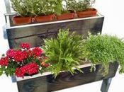 Jardineras Decorativas Para Jardín, Balcón Terraza