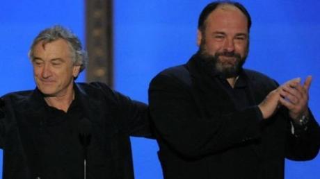 Robert De Niro sustituirá a James Gandolfini en Criminal Justice