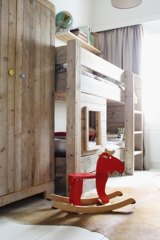 Colorido y delicada vivienda holandesa decoracion con for Vivienda y decoracion