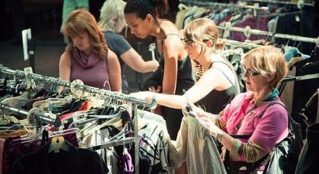 intercambio de ropa