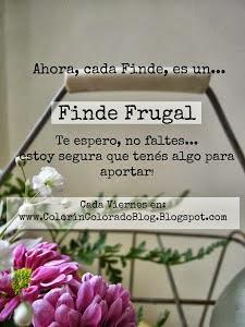 Finde Frugal - Renovando el felpudo