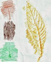 Recursos: Técnicas plásticas para trabajar el otoño