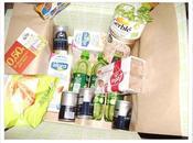 primera caja Degustabox